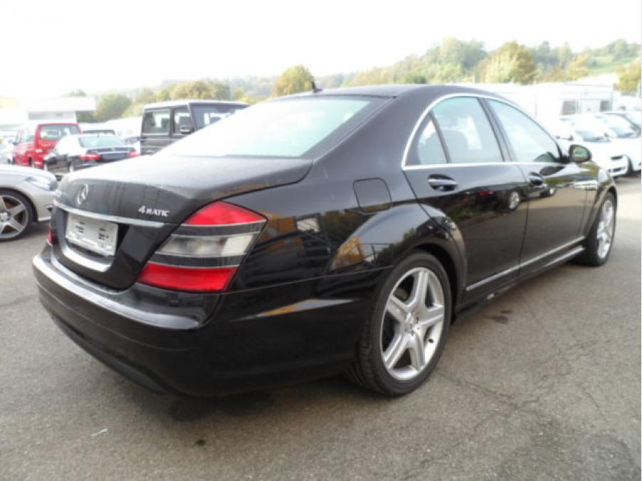 Mercedes-Benz S 320 CDI 4Matic 7G*AMG-STYLING*, 06