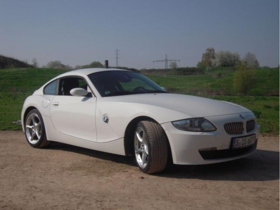 BMW Z4 Coupe 3.0, 01