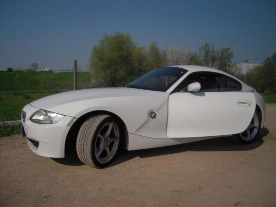 BMW Z4 Coupe 3.0, 05