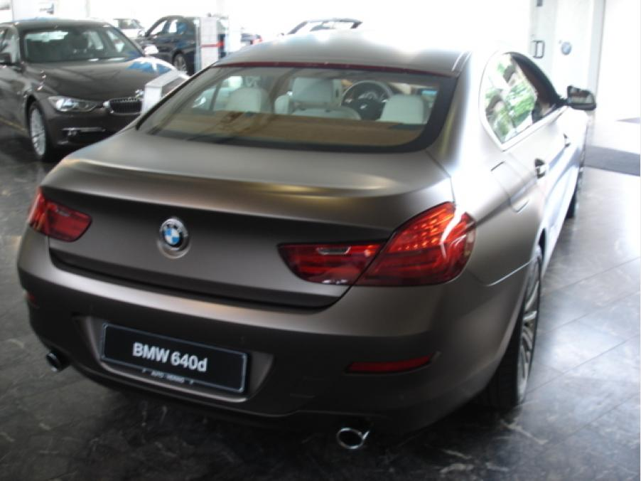 BMW 640d Gran Coupe, 02