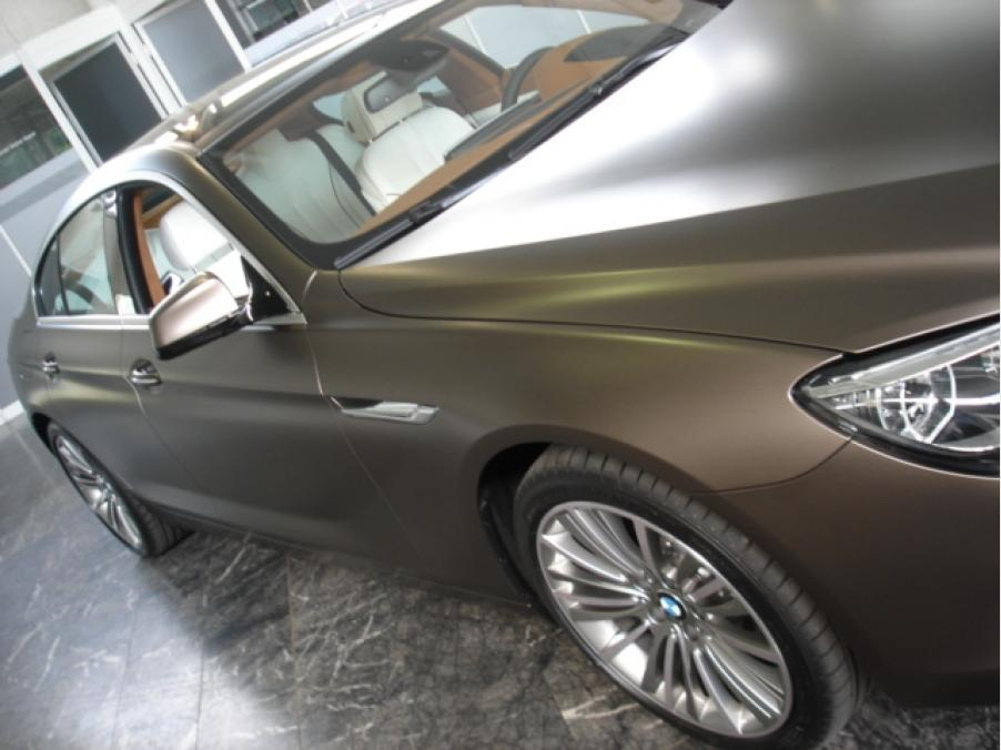 BMW 640d Gran Coupe, 08