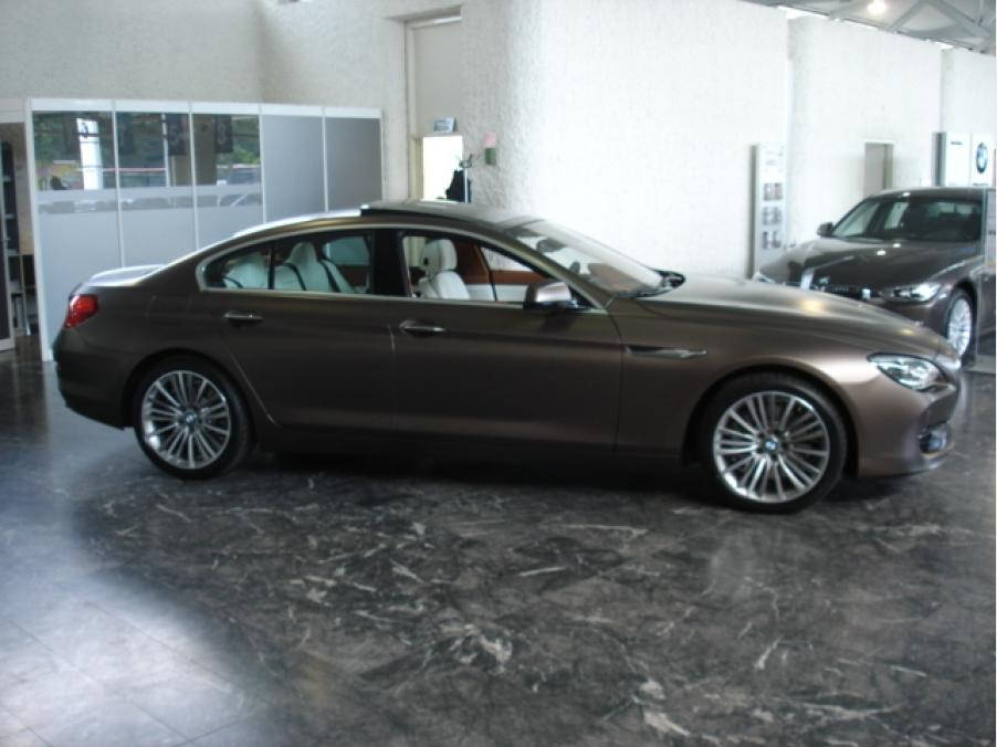 BMW 640d Gran Coupe, 09