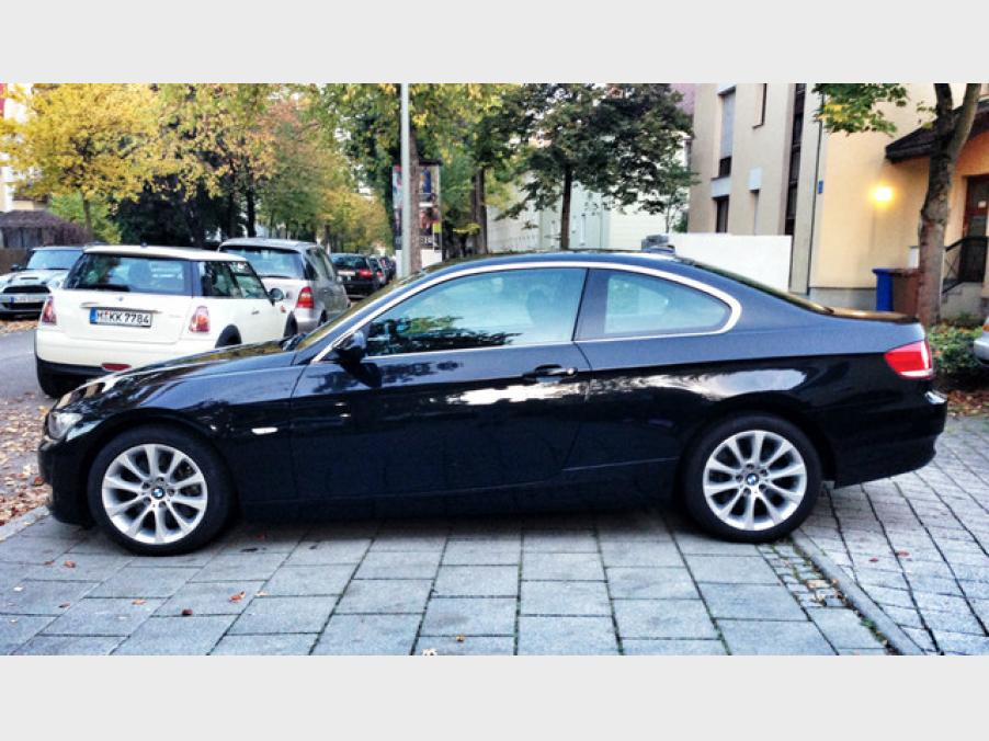 BMW 335xi Coupe , 02