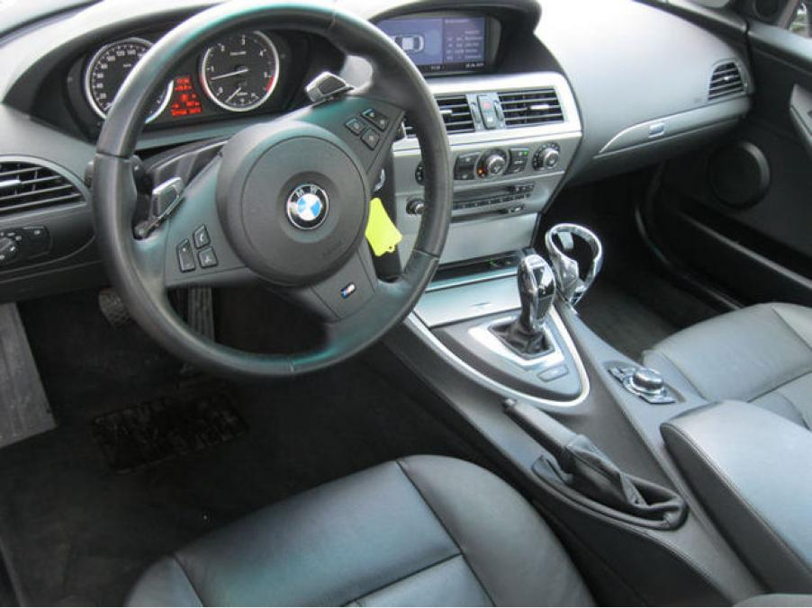 BMW 635dA Soft-Close, 05