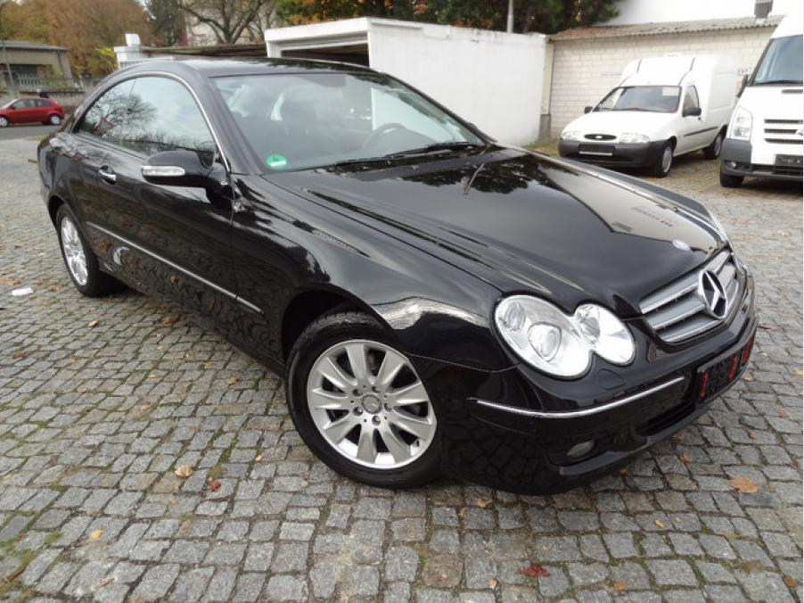 Mercedes-Benz CLK Coupe 220 CDI