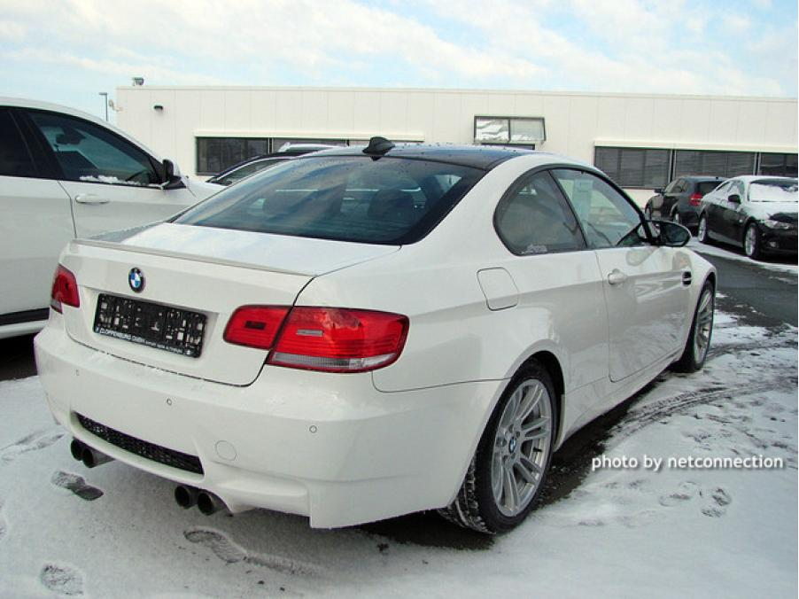 BMW M3 Coupe DKG