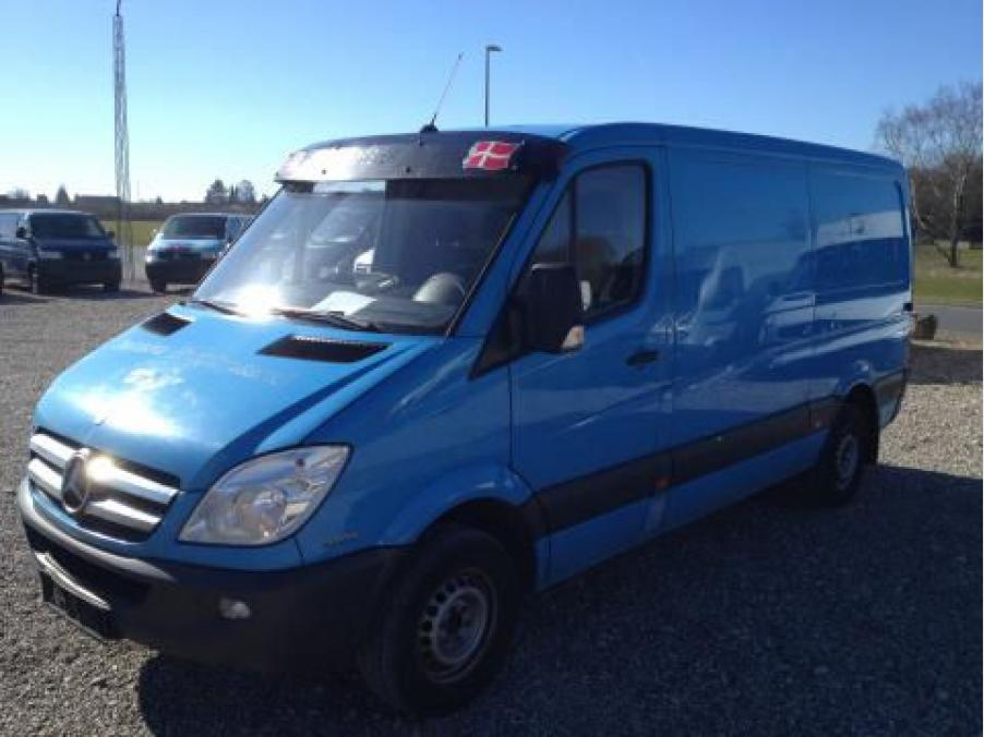 Mercedes-Benz Sprinter 316 CDI L2H1 (591628)
