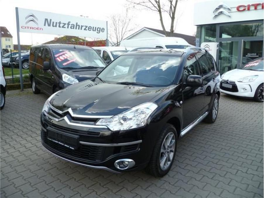 Citroën C-Crosser FAP DCS Exclusive, 01