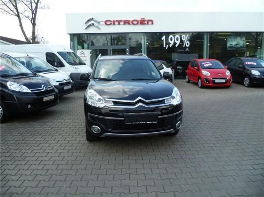 Citroën C-Crosser FAP DCS Exclusive, 02
