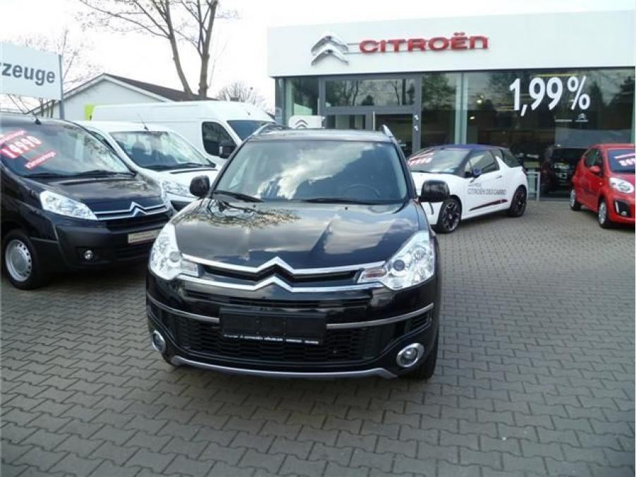 Citroën C-Crosser FAP DCS Exclusive, 03