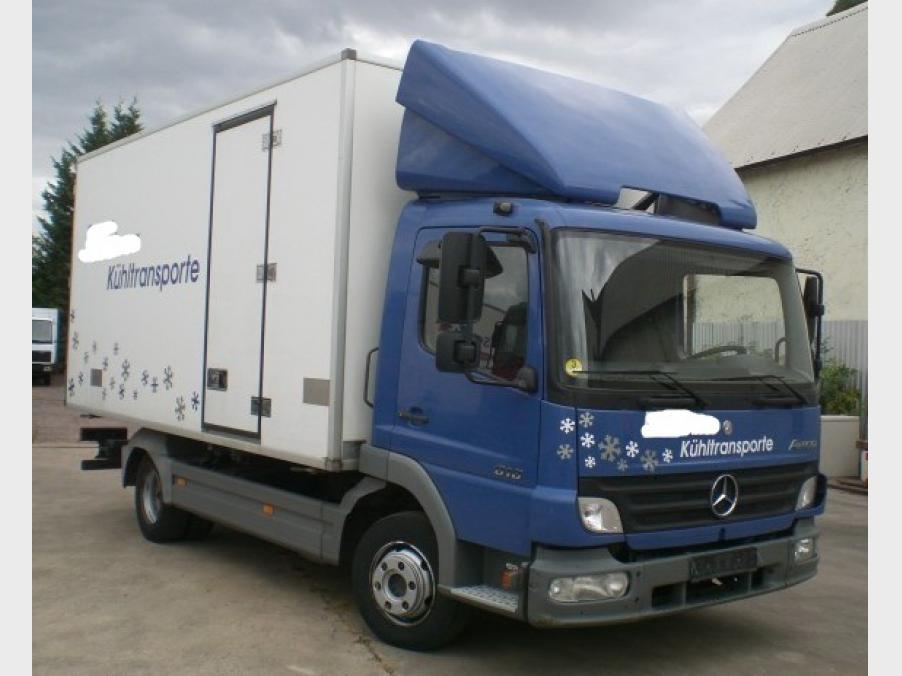 Mercedes-Benz Atego 2-818 L Thermo King, 01