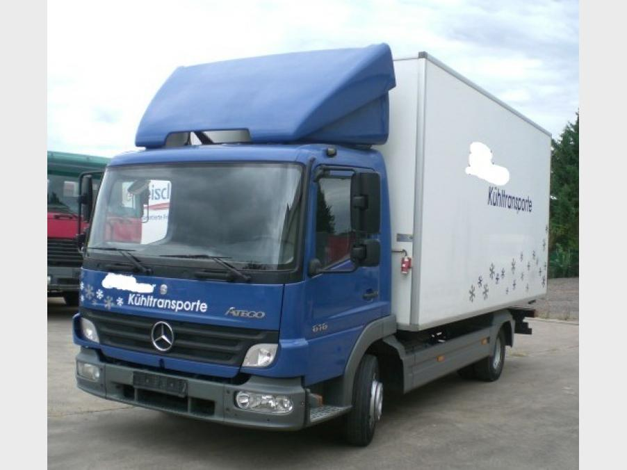 Mercedes-Benz Atego 2-818 L Thermo King, 02