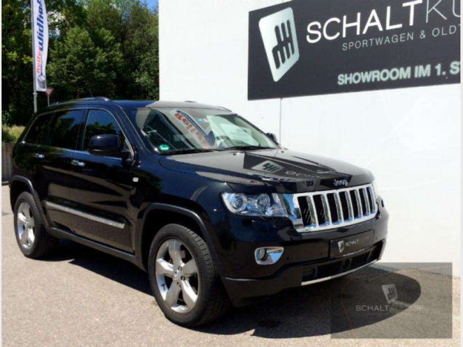 Jeep Grand Cherokee 3.0I CRD Overland *1.Hd*Dt.Fzg.*