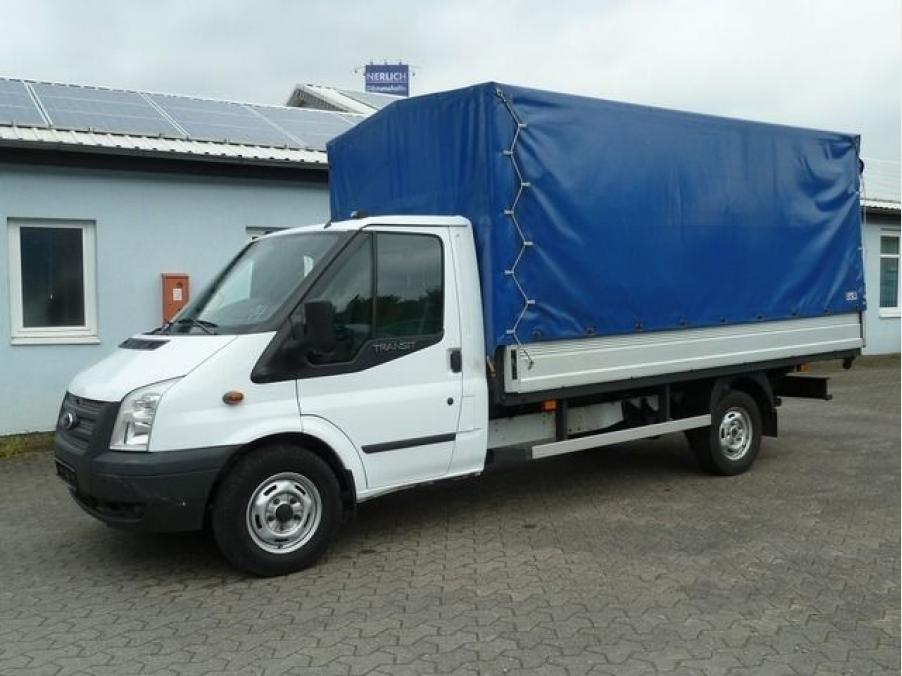 Ford FT 350 Transit Plane Klima