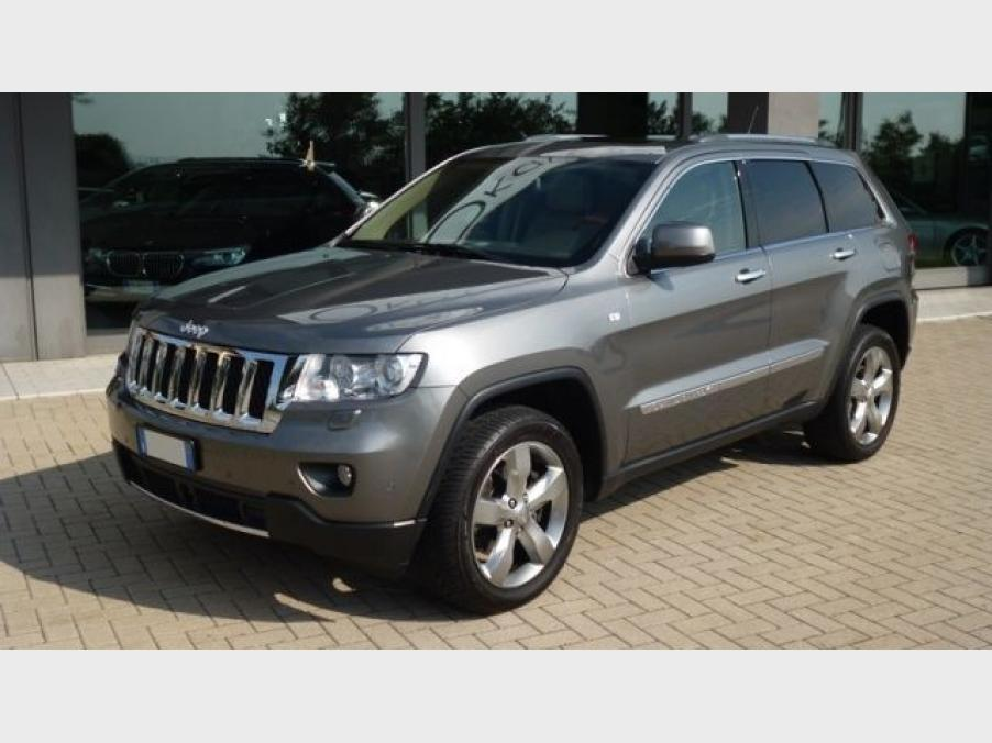 Jeep Grand Cherokee 3.0 CRD 241cv Overland Automatico, 01