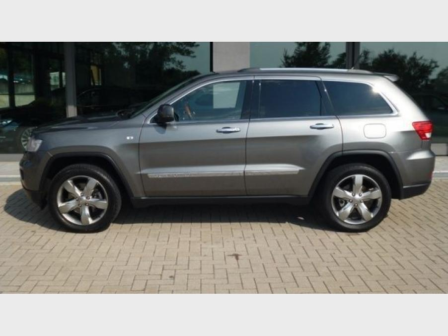 Jeep Grand Cherokee 3.0 CRD 241cv Overland Automatico, 02