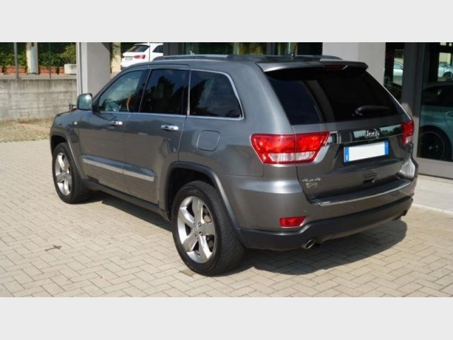 Jeep Grand Cherokee 3.0 CRD 241cv Overland Automatico, 03
