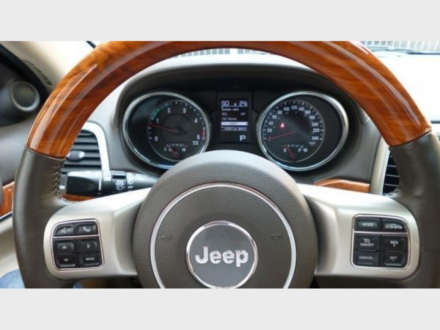 Jeep Grand Cherokee 3.0 CRD 241cv Overland Automatico, 05