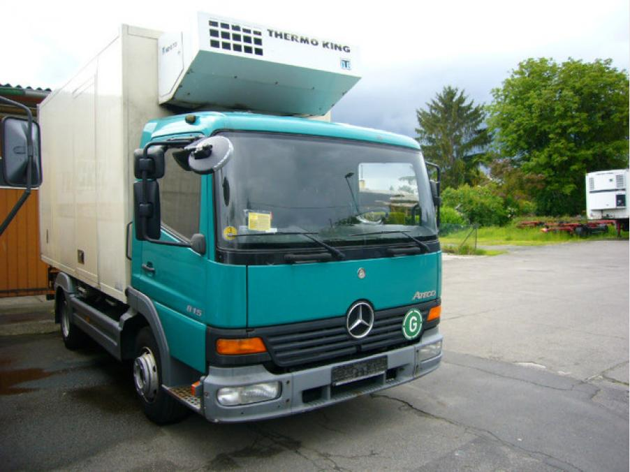 Mercedes-Benz ATEGO 815Thermo-KING, 01