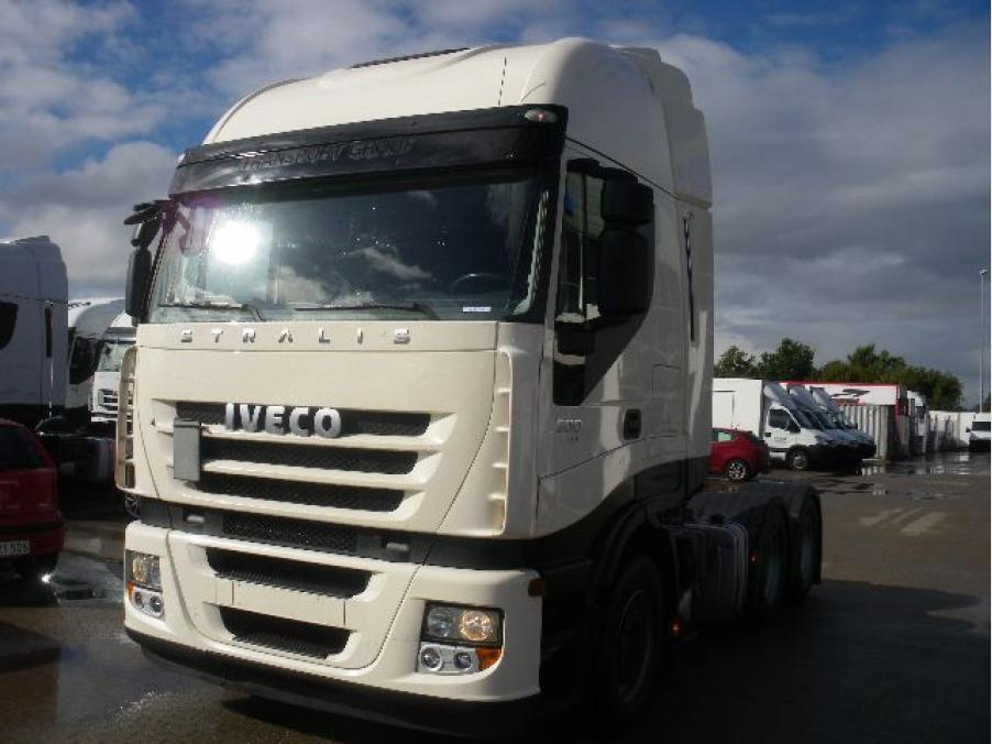 Iveco Stralis AS440S50TZPHM, 02