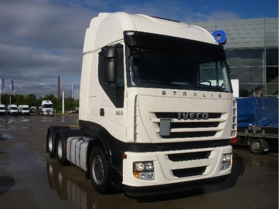 Iveco Stralis AS440S50TZPHM, 09