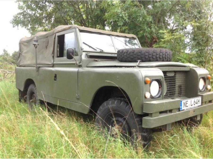 Land Rover Defender, 07