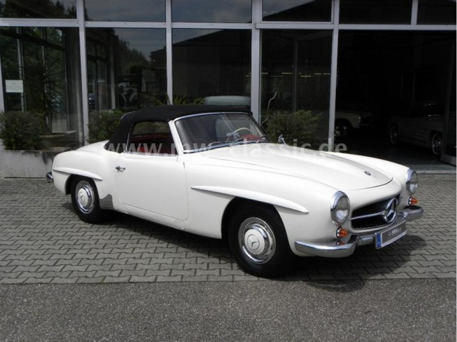 Mercedes-Benz 190 SL, 03