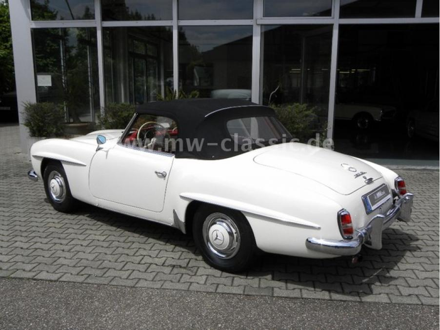 Mercedes-Benz 190 SL, 05