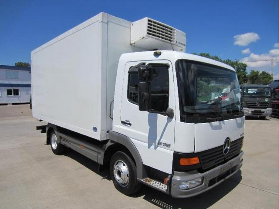 Mercedes-Benz ATEGO 815  4,50 m THERMOKING, 01
