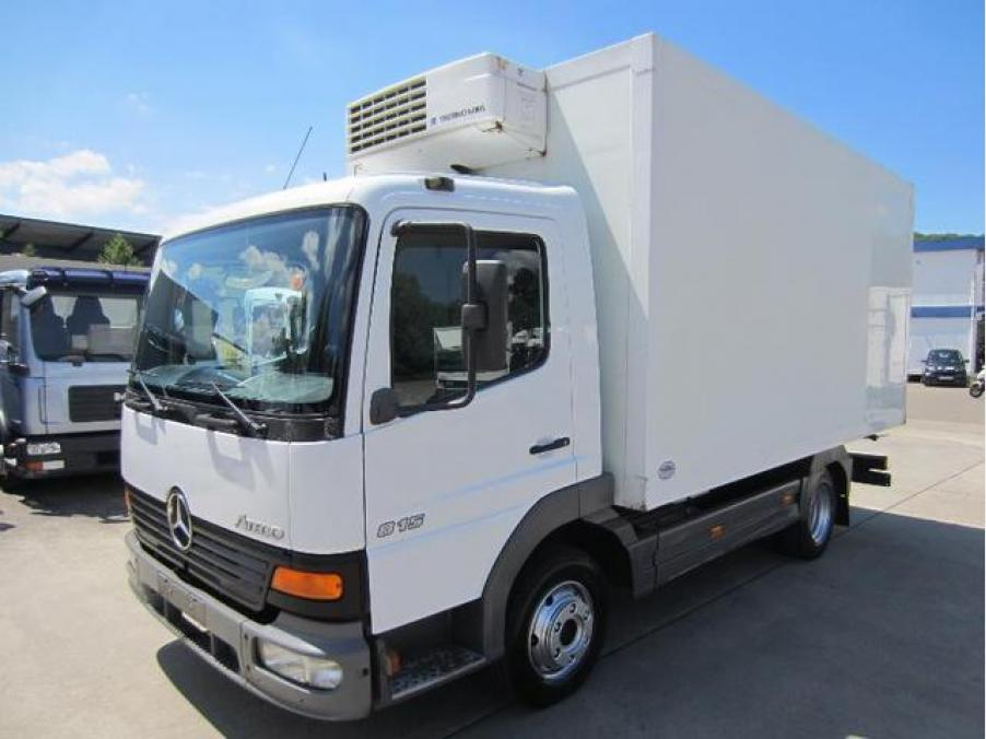 Mercedes-Benz ATEGO 815  4,50 m THERMOKING, 02