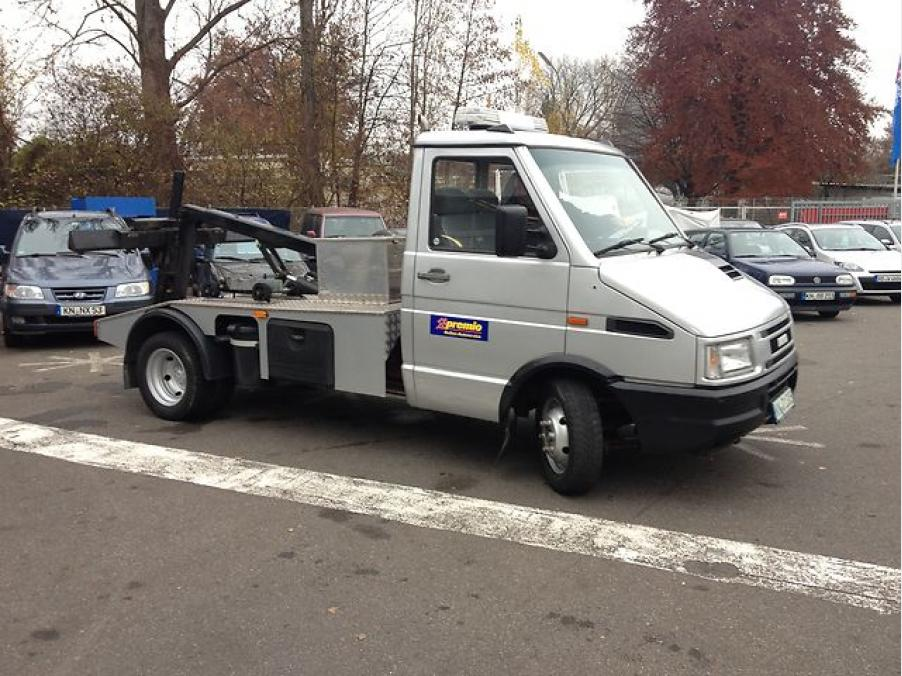 Iveco Hubbrille self loader, 01