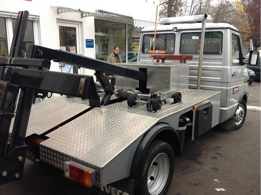 Iveco Hubbrille self loader, 02