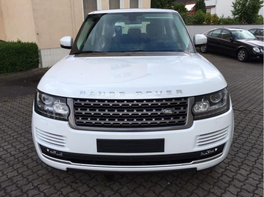 Land Rover RANGE ROVER 3.0 SUPERCHARGED HSE MY 2016
