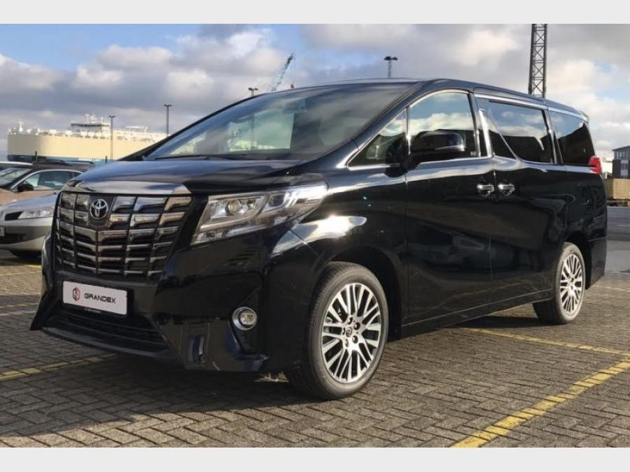 Toyota Alphard EXECUTIVE LOUNGE - 5 CARS