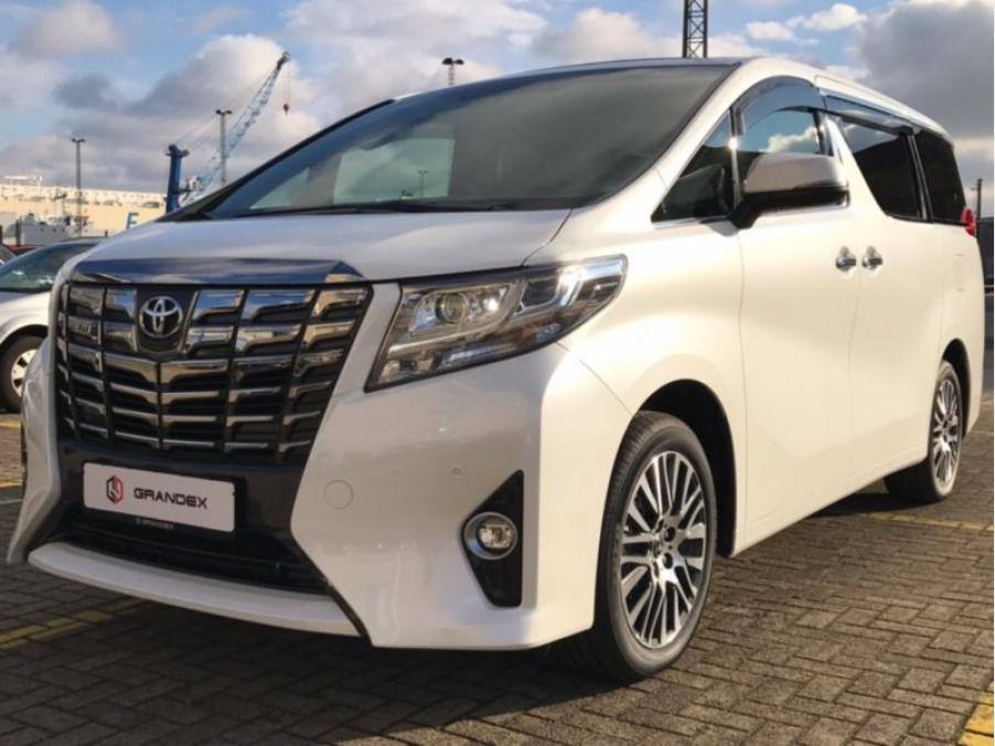 Toyota Alphard EXECUTIVE LOUNGE - 3 CARS
