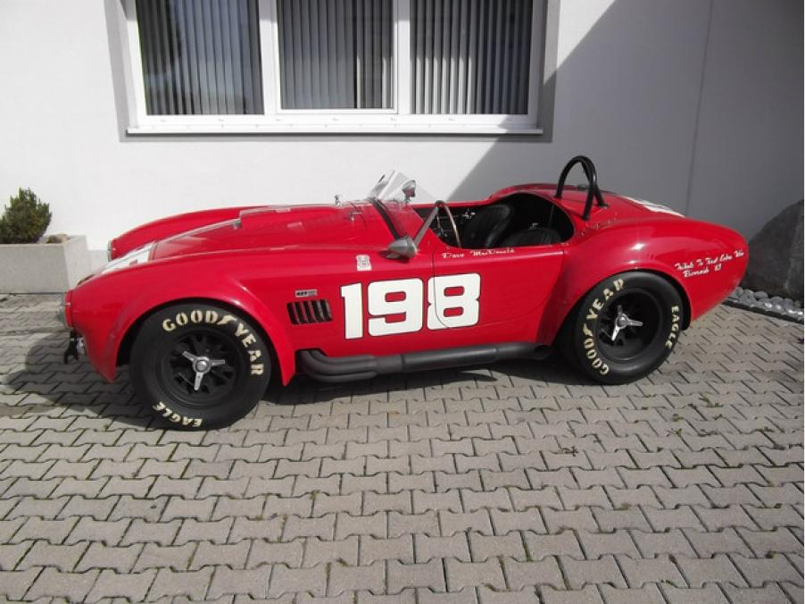 Cobra Ford Shelby 427  7,0 , 01