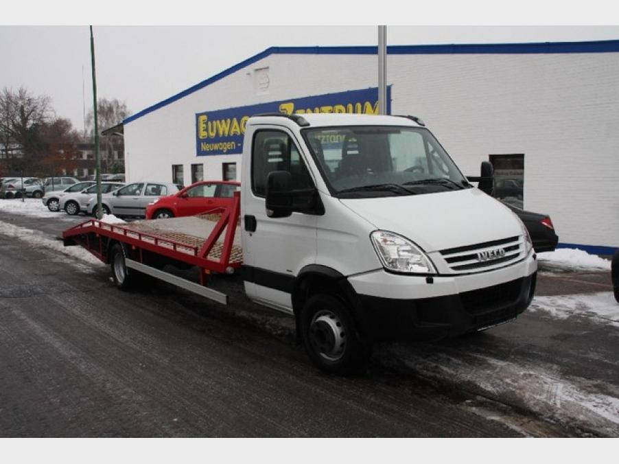 Iveco Daily 65 C 15 DPF Autotransporter, 01