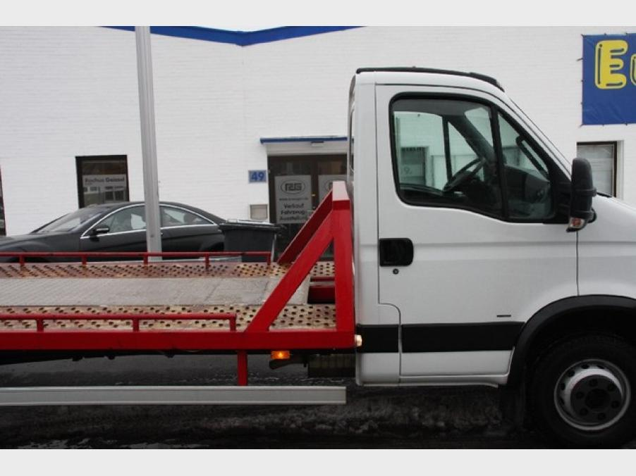Iveco Daily 65 C 15 DPF Autotransporter, 06
