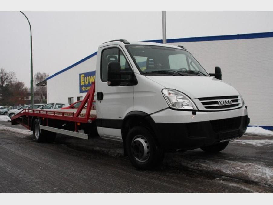 Iveco Daily 65 C 15 DPF Autotransporter, 07