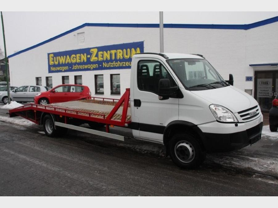 Iveco Daily 65 C 15 DPF Autotransporter, 08