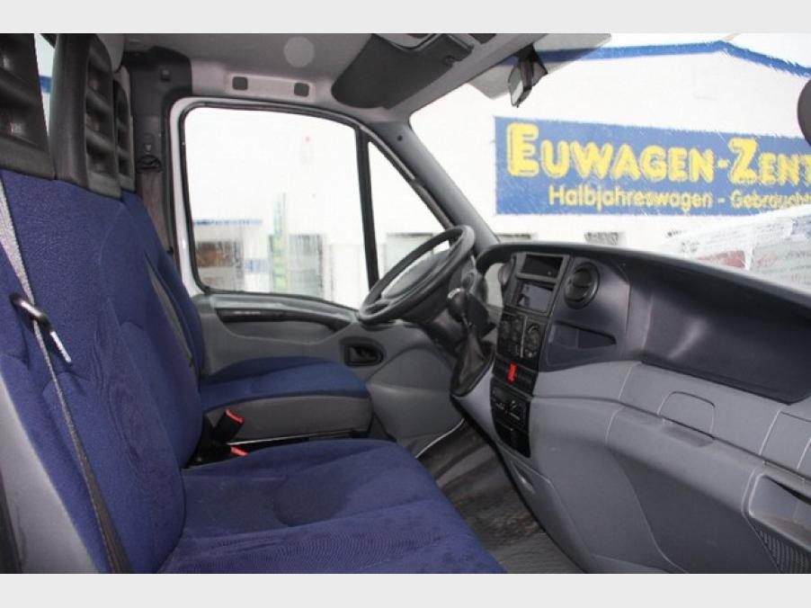 Iveco Daily 65 C 15 DPF Autotransporter, 09