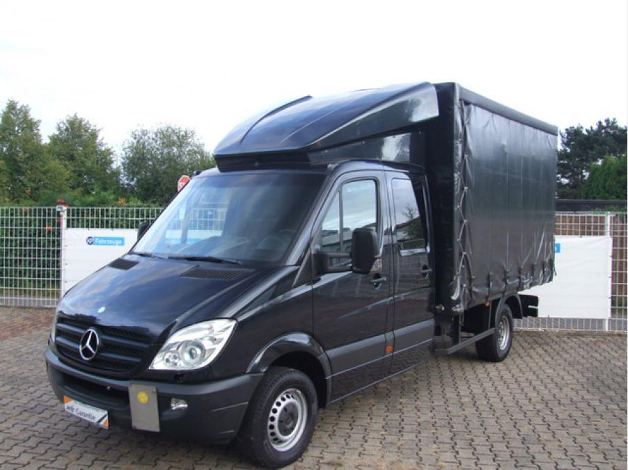 Mercedes-Benz Sprinter 518 cdi, 01
