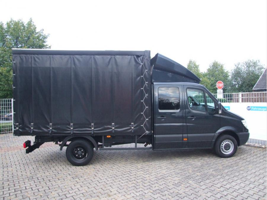 Mercedes-Benz Sprinter 518 cdi, 03