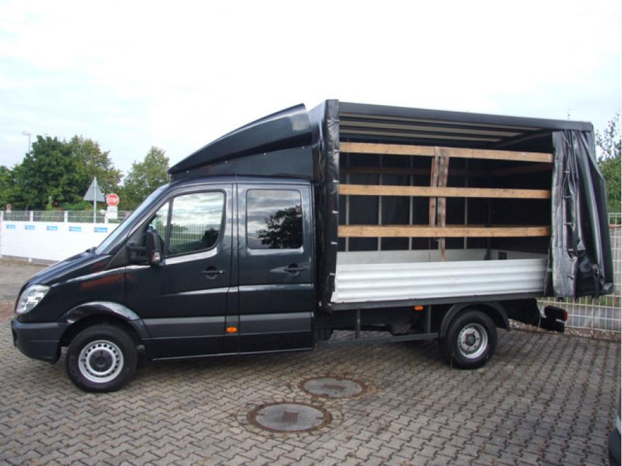 Mercedes-Benz Sprinter 518 cdi, 06