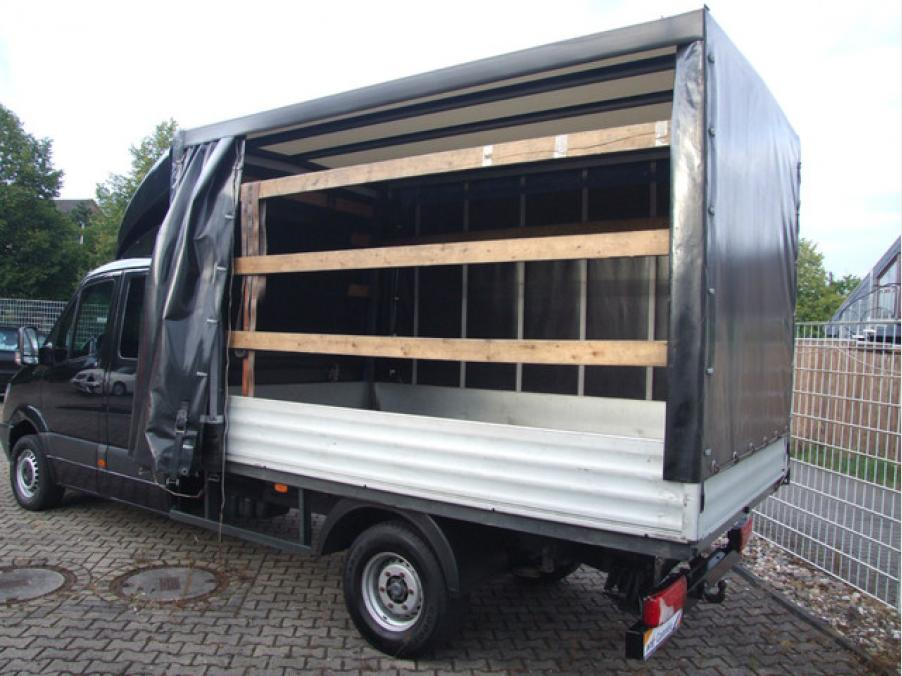 Mercedes-Benz Sprinter 518 cdi, 07