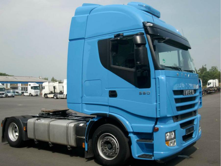Iveco Stralis AS 440 S 56 T/P, 03