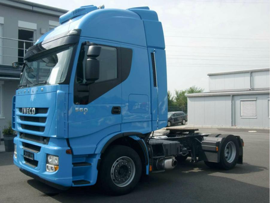 Iveco Stralis AS 440 S 56 T/P, 08