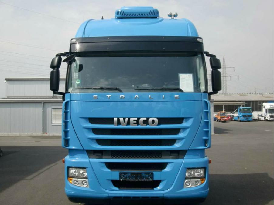 Iveco Stralis AS 440 S 56 T/P, 09