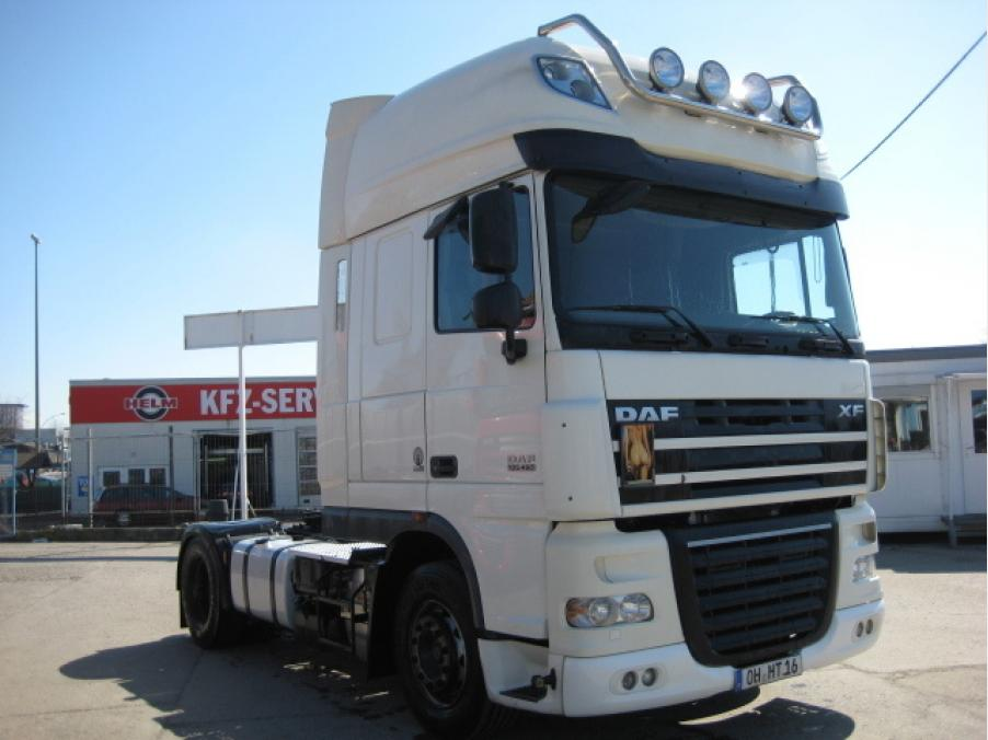 DAF 105.460 Super Space Cab Euro 5 Top*****, 01