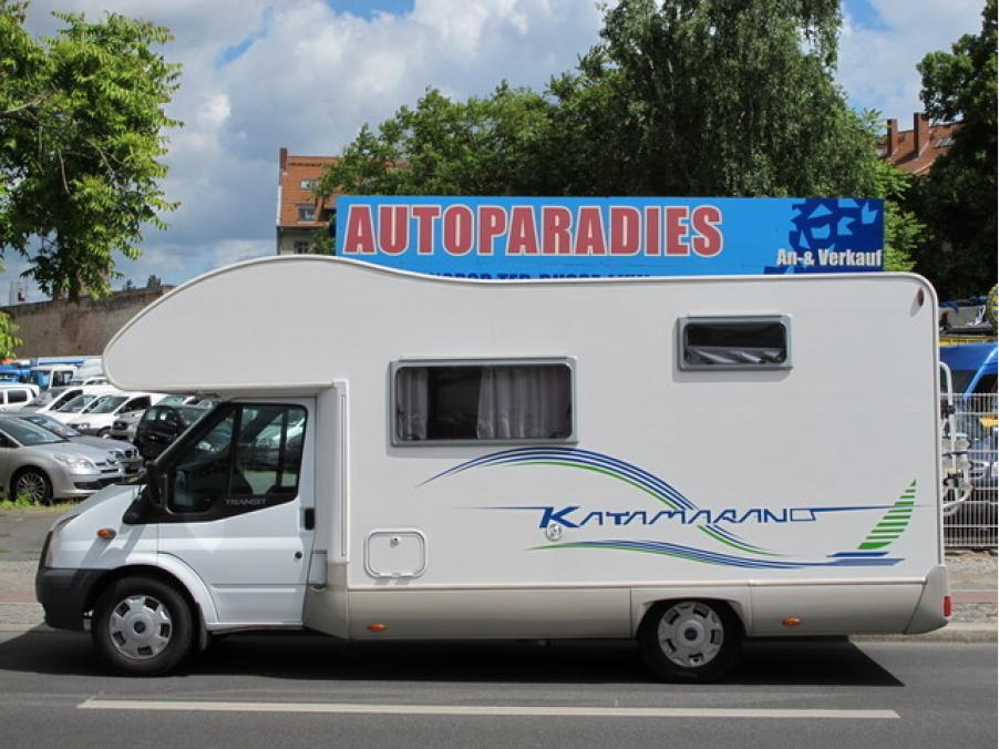 Ford TRANSIT RIMOR Katamarano  Light